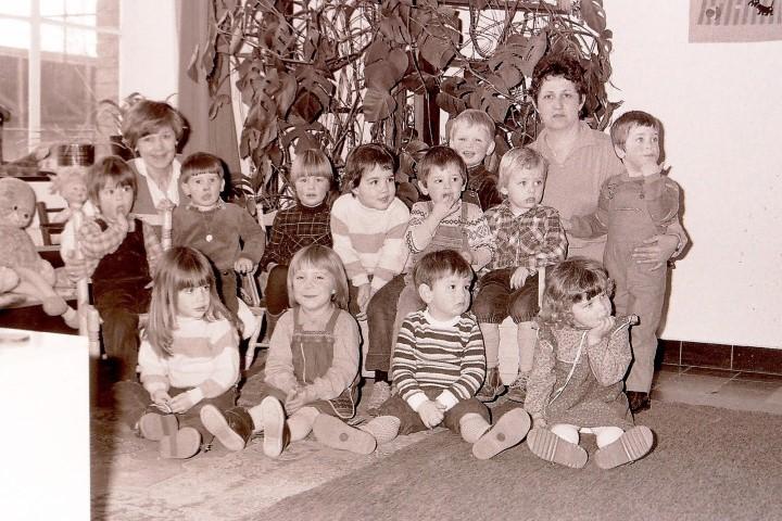 442 schoolfoto Klein