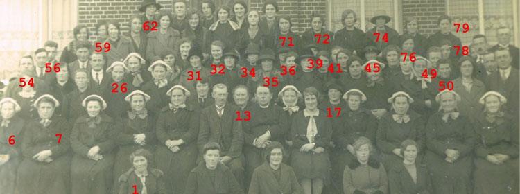 443 2 oprichting Boerinnenbond Ulicoten