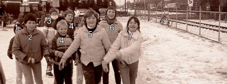 455 Schaatsen Loswal