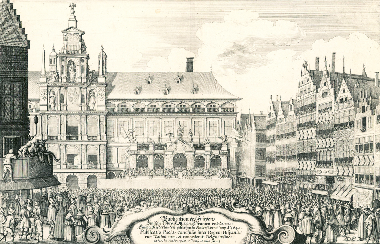 Verkondiging van de Vrede in Antwerpen